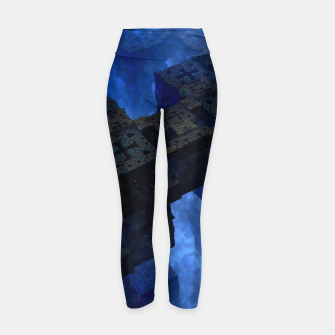 Thumbnail image of Stones Of Time Yoga Pants, Live Heroes