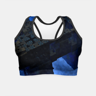 Thumbnail image of Stones Of Time Crop Top, Live Heroes