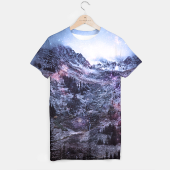 Imagen en miniatura de Stars in the Mountains T-shirt, Live Heroes
