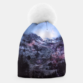 Thumbnail image of Stars in the Mountains Beanie, Live Heroes