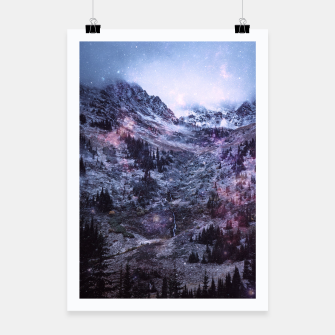 Miniature de image de Stars in the Mountains Poster, Live Heroes