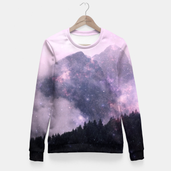 Stardust Fitted Waist Sweater thumbnail image