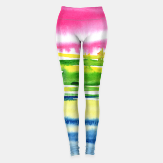 Thumbnail image of Abstract Leggings, Live Heroes