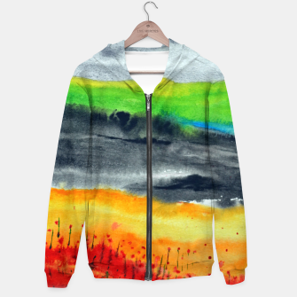 Thumbnail image of Landscape Hoodie, Live Heroes