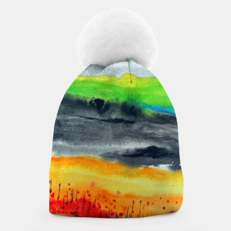 Thumbnail image of Landscape Beanie, Live Heroes