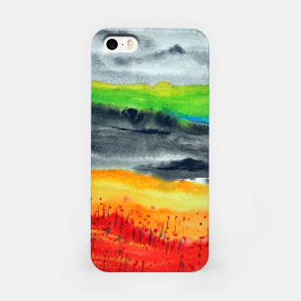 Thumbnail image of Landscape iPhone Case, Live Heroes