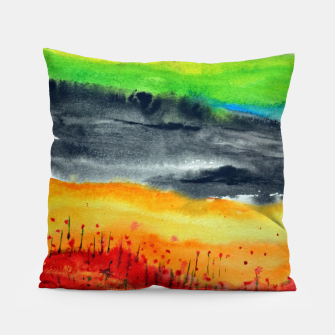 Thumbnail image of Landscape Pillow, Live Heroes