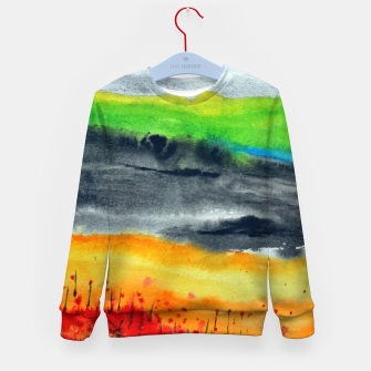 Thumbnail image of Landscape Kid's Sweater, Live Heroes