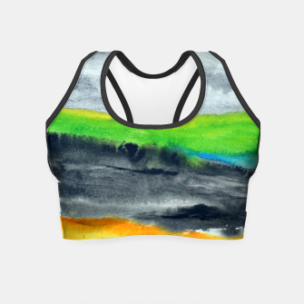 Thumbnail image of Landscape Crop Top, Live Heroes