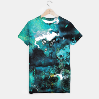 Thumbnail image of galaxy in blue T-shirt, Live Heroes