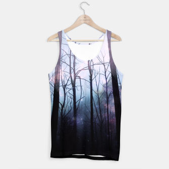 Thumbnail image of Woods of Truth Tank Top, Live Heroes