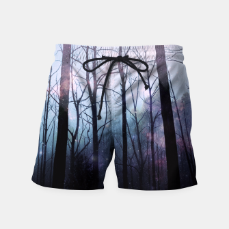 Thumbnail image of Woods of Truth Swim Shorts, Live Heroes
