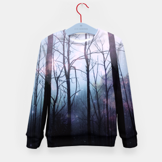 Thumbnail image of Woods of Truth Kid's Sweater, Live Heroes