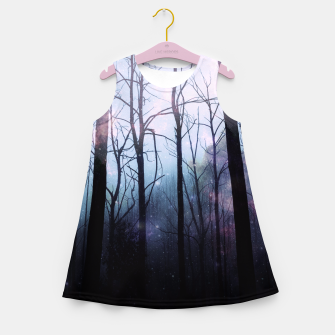 Thumbnail image of Woods of Truth Girl's Summer Dress, Live Heroes