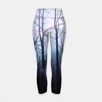 Thumbnail image of Woods of Truth Yoga Pants, Live Heroes