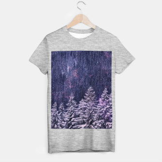 Thumbnail image of Winter is coming T-shirt regular, Live Heroes