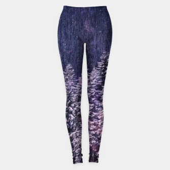 Thumbnail image of Winter is coming Leggings, Live Heroes