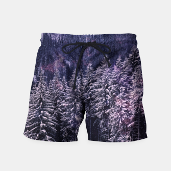 Thumbnail image of Winter is coming Swim Shorts, Live Heroes