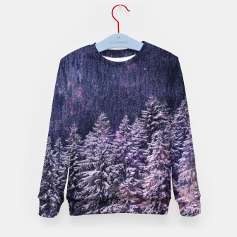 Thumbnail image of Winter is coming Kid's Sweater, Live Heroes