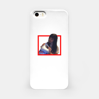 Thumbnail image of Good Drink iPhone Case, Live Heroes