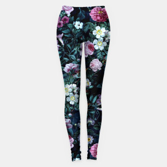 Thumbnail image of Blue Night Leggings, Live Heroes
