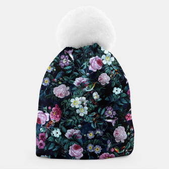 Thumbnail image of Blue Night Beanie, Live Heroes
