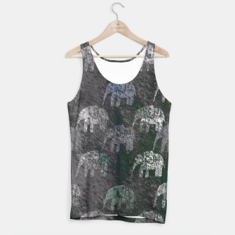 Thumbnail image of Elephants are going Tank Top, Live Heroes