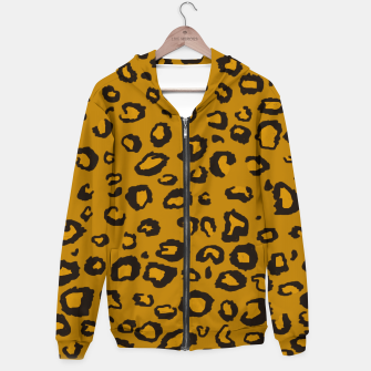 Thumbnail image of Golden Leopard Hoodie, Live Heroes