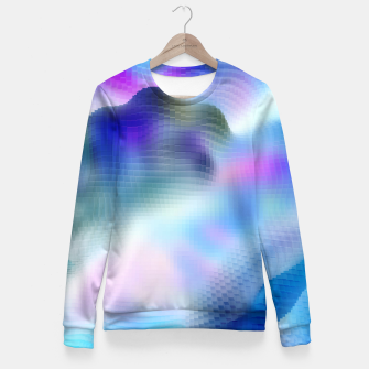Thumbnail image of Clouds Of Magic Fitted Waist Sweater, Live Heroes