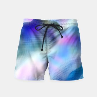 Thumbnail image of Clouds Of Magic Swim Shorts, Live Heroes