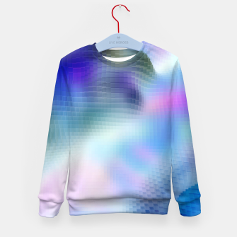 Thumbnail image of Clouds Of Magic Kid's Sweater, Live Heroes