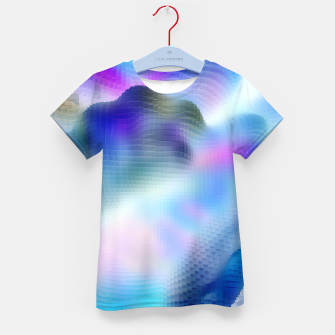Thumbnail image of Clouds Of Magic Kid's T-shirt, Live Heroes