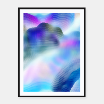 Thumbnail image of Clouds Of Magic Framed poster, Live Heroes