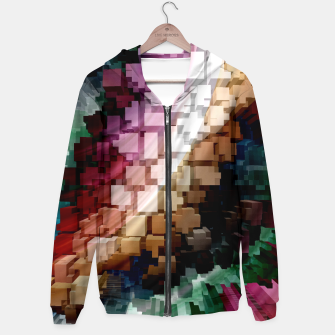 Cube Centric Dark Wind Hoodie thumbnail image