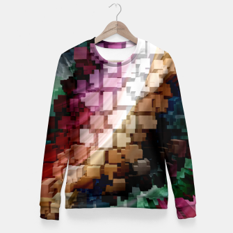 Cube Centric Dark Wind Fitted Waist Sweater thumbnail image
