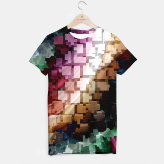 Thumbnail image of Cube Centric Dark Wind T-shirt, Live Heroes