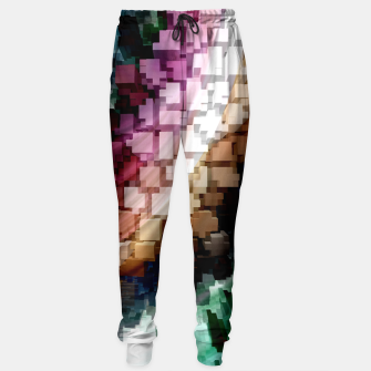 Thumbnail image of Cube Centric Dark Wind Sweatpants, Live Heroes