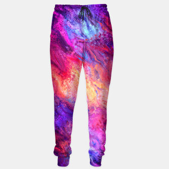 Thumbnail image of Asbtract Sweatpants, Live Heroes