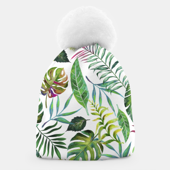 Thumbnail image of Tropical Flora  Beanie, Live Heroes
