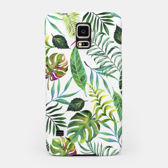 Thumbnail image of Tropical Flora Samsung Case, Live Heroes