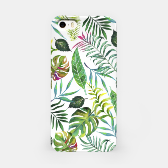 Thumbnail image of Tropical Flora iPhone Case, Live Heroes