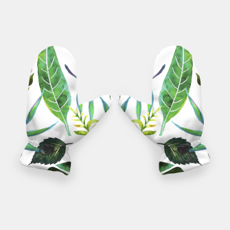 Thumbnail image of Tropical Flora Gloves, Live Heroes