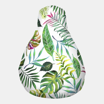 Thumbnail image of Tropical Flora Pouf, Live Heroes