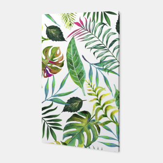 Thumbnail image of Tropical Flora  Canvas, Live Heroes