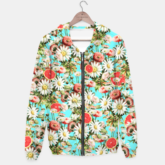 Thumbnail image of Botanical Garden Hoodie, Live Heroes