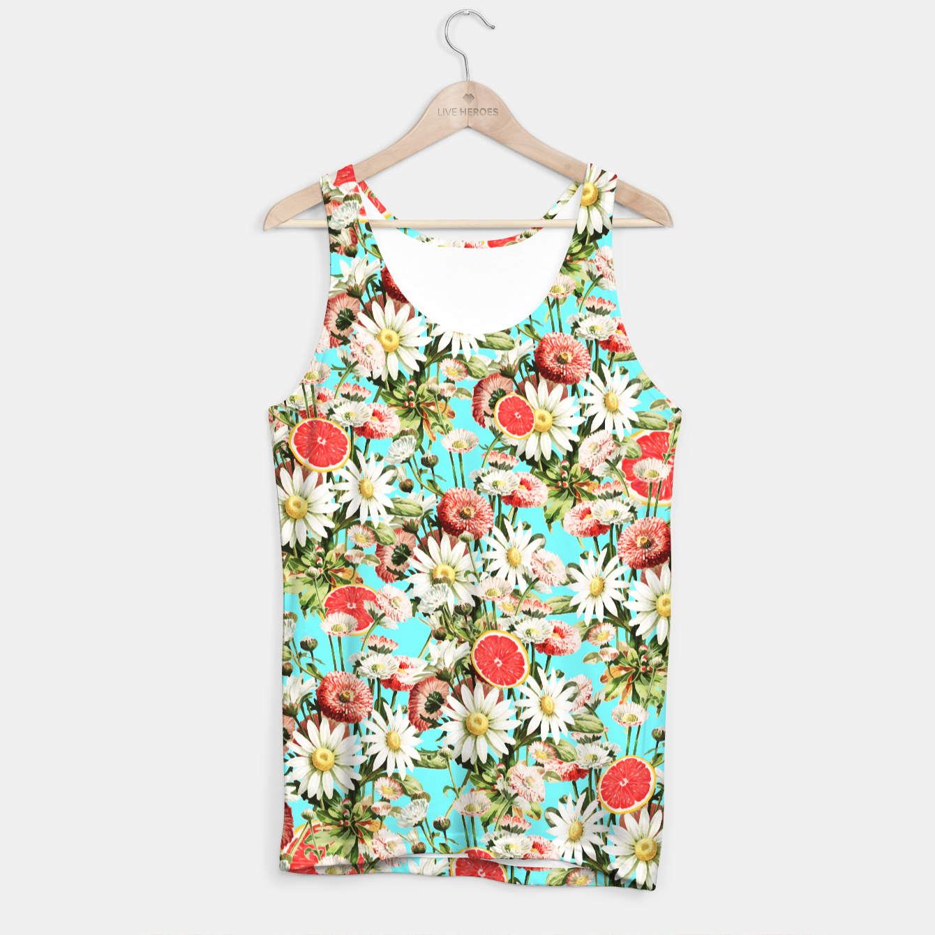 Image of Botanical Garden Tank Top - Live Heroes