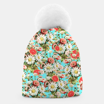 Thumbnail image of Botanical Garden Beanie, Live Heroes