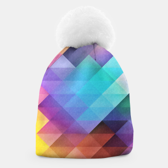 Thumbnail image of Pattern 12 Beanie, Live Heroes