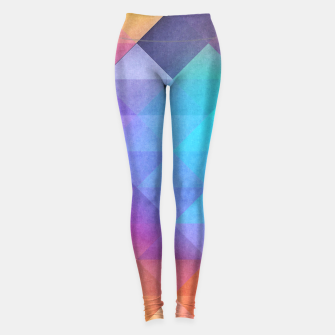 Thumbnail image of Pattern 12 Leggings, Live Heroes