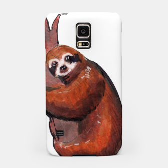 Thumbnail image of sloth Samsung Case, Live Heroes